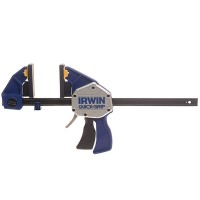 Irwin Quick-Grip Xtreme Pressure One Handed Clamp - 300mm 12in