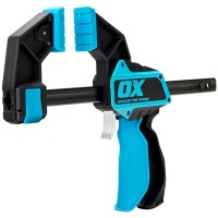 OX Pro Heavy Duty Bar Clamp 450mm / 18""