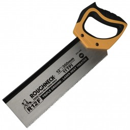Roughneck R12F Hard Point Tenon Saw 300mm 12in