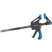 """Silverline Quick Clamp Heavy Duty 12"""" - 300mm"""