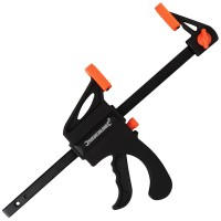 """Silverline Quick Clamp Heavy Duty 6"""" - 150mm"""