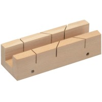 Silverline Mitre Box - Mitre Block 190mm