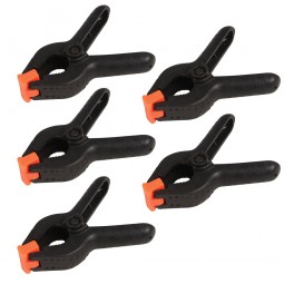 Silverline Spring Clamps