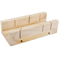 Silverline Mitre Box - Mitre Block 230mm