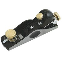 Silverline Hand Block Plane No 2
