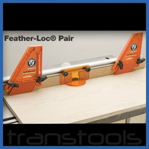 Bench Dog Feather Loc