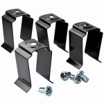 Bench Dog Cookie Sawhorse Clips - 4 Pack