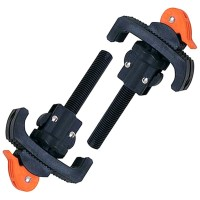 Silverline Workbench Clamps - 2 Pack
