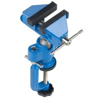 Silverline Precision Multi-Angle Vice 70mm