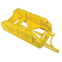 Stanley Mitre Box With Saw Storage