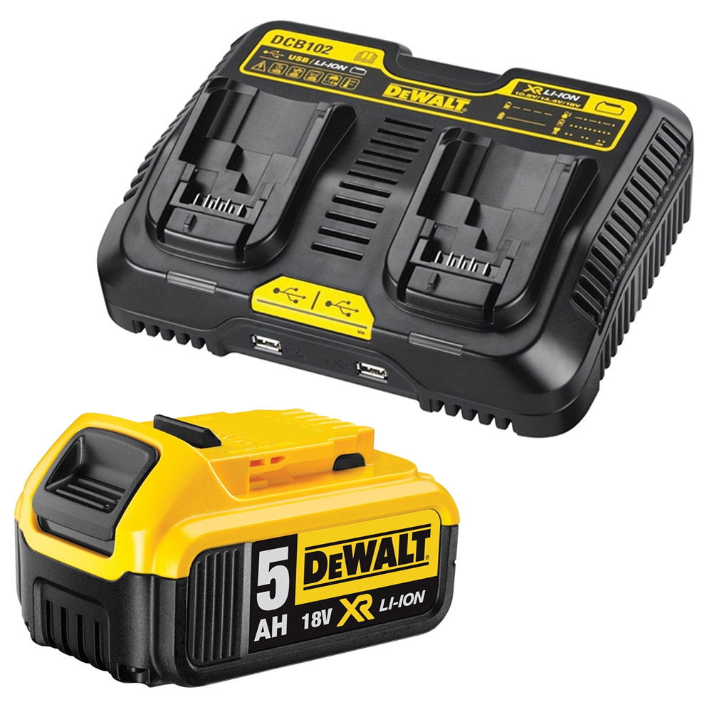 Top Tip - Looking After Cordless Power Tool Batteries