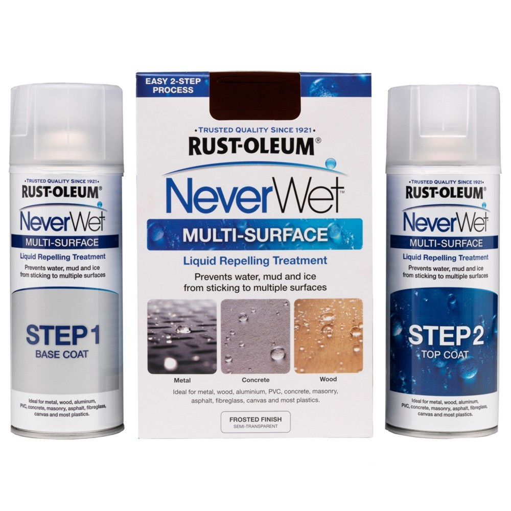 Neverwet - Water Repelling Spray Solution